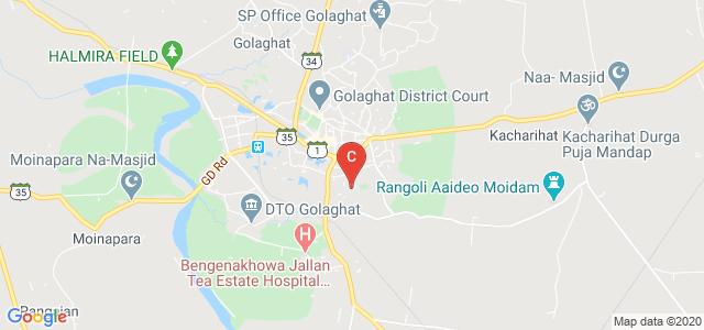 Hemo Prova Borbora Girls' College, Chandan Nagar, Golaghat, Assam, India