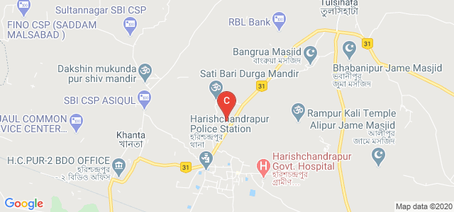 Harishchandrapur College, Pipla, West Bengal, India