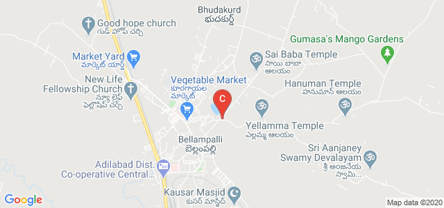 Government Degree College, Bellampally, Adilabad, Telangana, India