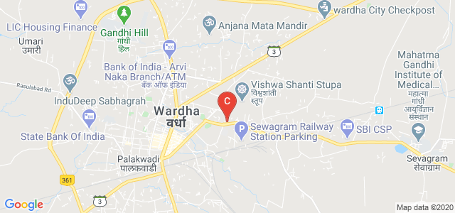 Yeshwant Mahavidyalaya, MIDC, Wardha, Maharashtra, India
