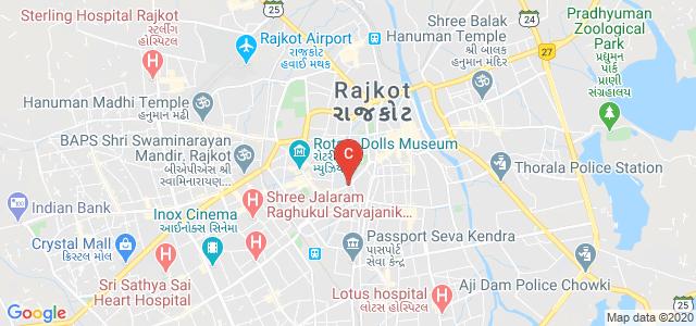 Dr Yagnik Rd, Manhar Plot, Rajkot, Gujarat, India