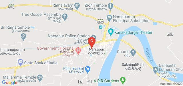 Sri Gowthami Degree College, Roypeta, Narsapur, Andhra Pradesh, India