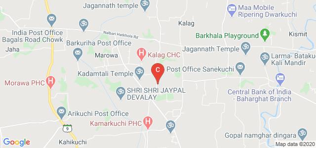Barbhag College, Guwahati, Nalbari, Assam, India