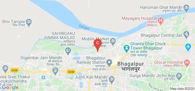 Mahadeo Singh College Road, Sarai, Bhagalpur, Bihar, India