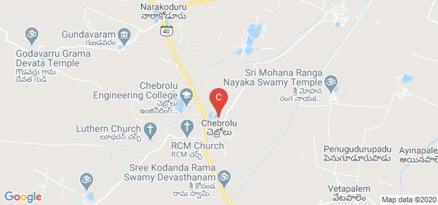 Chebrolu, Guntur, Andhra Pradesh 522212, India