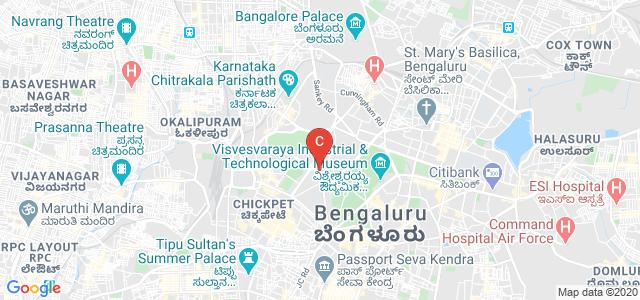 Sri Jayachamarajendra Polytechnic College, Ambedkar Veedhi, Bengaluru, Karnataka, India
