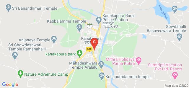 GOVERNMENT TOOL ROOM & TRAINING CENTRE-KANAKAPURA, Kanakapura, Karnataka, India