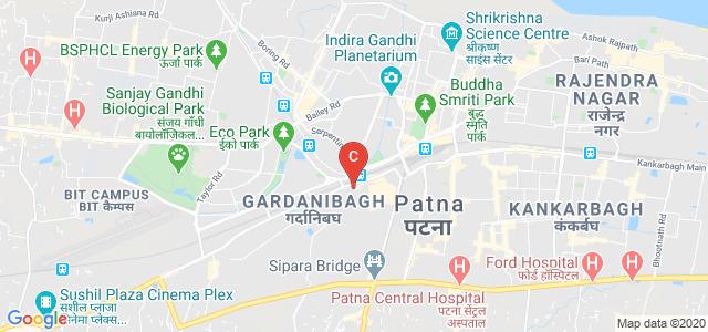 B. D. College, Patna, Mithapur Over Bridge, New Jakkanpur, Mithapur, Patna, Bihar, India