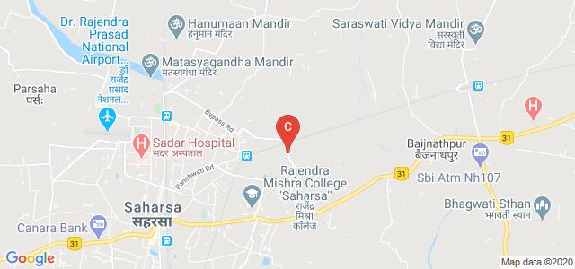 Banwari Shankar College, Simraha, Saharsa, Saharsa, Bihar, India