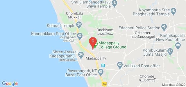 Government College Madappally., College Road, Vadakara Kozhikode, Madappallly, Kerala, India