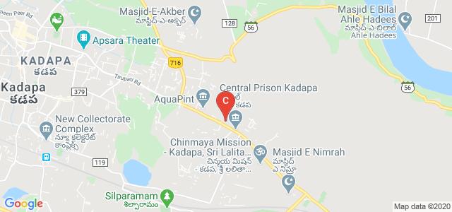 Government Polytechnic For Women, Kadapa - Tirupati Road, Kadapa, Andhra Pradesh, India