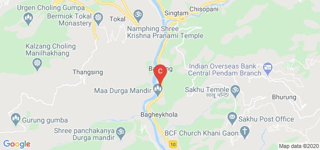 Advanced Technical Training Centre, Singtam, Sikkim, India
