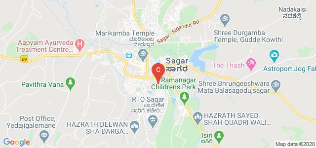Smt. Indira Gandhi Government First Grade Womens College, Sagar, Karnataka, India