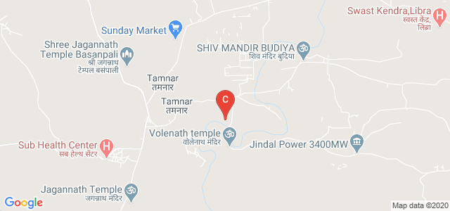 Govt. College Tamnar, Tamnar Road, Tamnar, Chhattisgarh, India