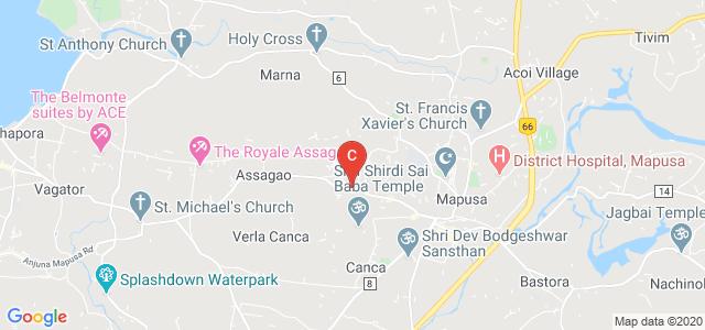 Dnyanprassarak Mandal's College and Research Centre, Accredited by NAAC with A ., Ghateshwar Nagar, Khorlim, Mapusa, Goa, India