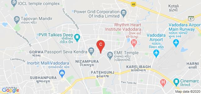 Butler Polytechnic, EME Road, Raghuvir Nagar, Pensionpura, New Sama, Vadodara, Gujarat, India