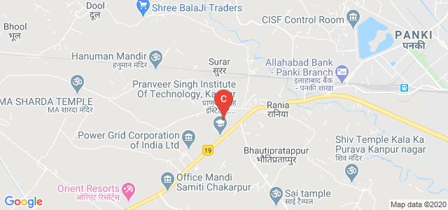 PSIT POLYTECHNIC KANPUR, Bhautipratappur, Uttar Pradesh, India