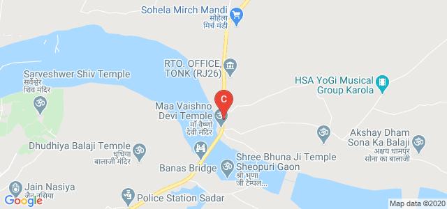 GOVERNMENT POLYTECHNIC COLLEGE, TONK., National Highway 52, Bor Khandi Khurd, Rajasthan, India