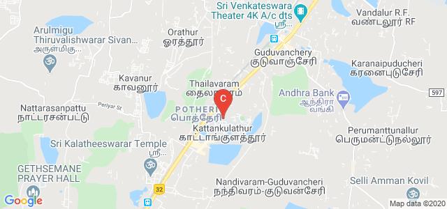 Valliammai Polytechnic College, Potheri, SRM Nagar, Chennai, Kanchipuram, Tamil Nadu, India