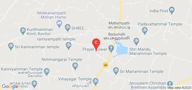 Govt. Polytechnic College, Dharmapuri, Dharmapuri, Tamil Nadu, India