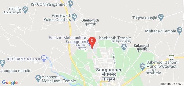 Shri Omkarnath Malpani Law College, Sangamner College, Balajinagar, Sangamner, Maharashtra, India