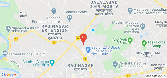 Kamkus College of Law, Block B, Sector 23, Sanjay Nagar, Ghaziabad, Uttar Pradesh, India