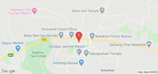 C.N.B College, Mridupavan Path, Golaghat, Bokakhat, Assam, India