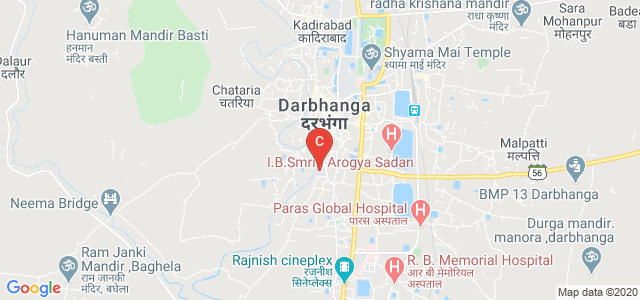C.M.College, Quilaghat, Rahamganj, Darbhanga, Bihar, India