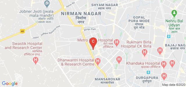 Mahavir Law College, Swarna Path, Mansarovar Sector 4, Mansarovar, Jaipur, Rajasthan, India