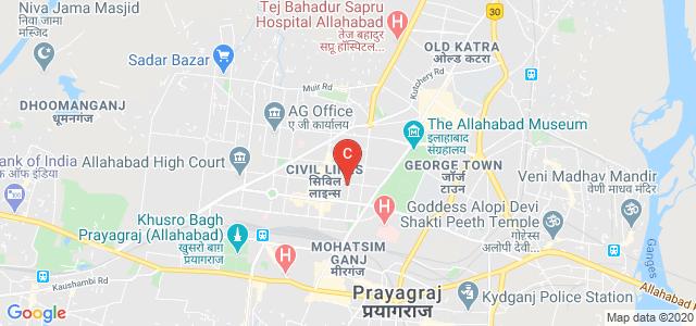Prayag Citizen Law College, Lal Bahadur Shastri Marg, Civil Lines, Allahabad, Uttar Pradesh, India