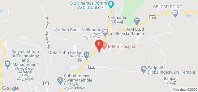 Maharajah's Institute Of Medical Sciences, Vizianagaram, Andhra Pradesh, India