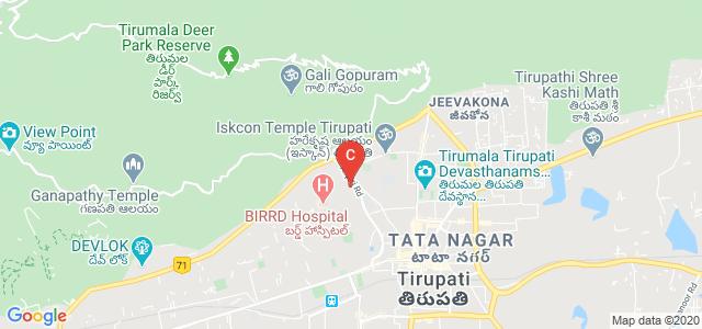 Sri Venkateswara Medical College, Alipiri Road, Sri Padmavati Mahila Visvavidyalayam, Tirupati, Andhra Pradesh, India