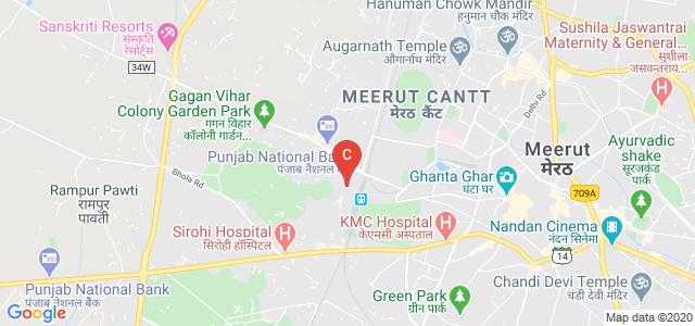 NH 58, Shekhpura, Meerut, UP, India