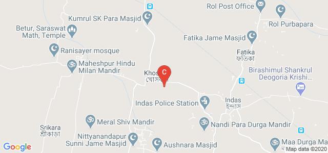 Indas College, Khosbag, Bankura, West Bengal, India