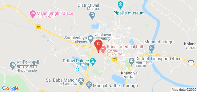 Eklavya College, Civil Lines, Gayatri Nagar, Jhalawar, Rajasthan, India