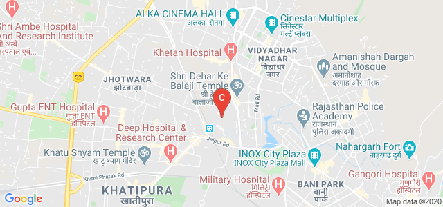 Shri Bhawani Niketan Law College, Om Shiv Colony, Dahar Ka Balaji, Jaipur, Rajasthan, India