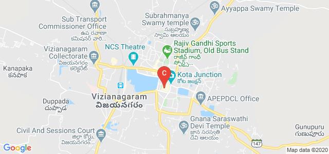 MRVRGR Law College, Jonnaguddi Area, Vizianagaram, Andhra Pradesh, India