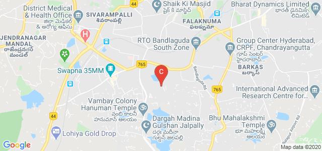 Aurora's Legal Sciences Academy, Bandlaguda, Chandrayangutta, Hyderabad, Telangana, India