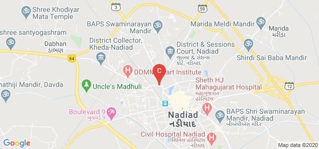 Vinayaka College, Subhash Nagar, Nadiad, Gujarat, India