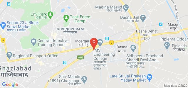 IMS Ghaziabad (UC CAMPUS), National Highway 24, Adhyatmik Nagar, Ghaziabad, Uttar Pradesh, India