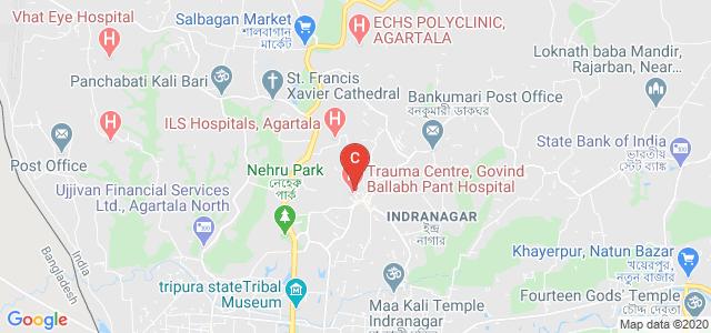 Agartala Government Medical College, Kunjaban, Agartala, Tripura