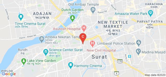 Government Medical College, Khatodra Wadi, Surat, Gujarat, India