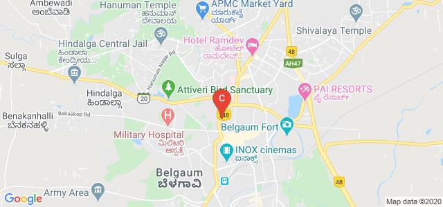 B.V. Bellad Law College, College Road, Camp, Belgaum, Karnataka, India