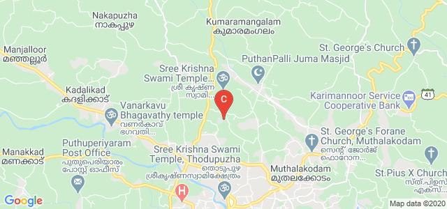 Co-operative School of Law, Mylacompu, Thodupuzha, Kerala, India