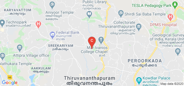 Mar Gregorios College of Law, Mar Ivanios, Nalanchira Road, Nalanchira, Vidya Nagar, Thiruvananthapuram, Kerala, India