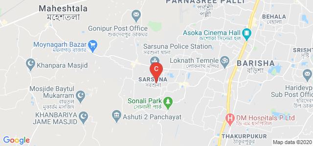 Sarsuna Law College, Ho Chi Minh Sarani, P.O, Sarsuna, Kolkata, West Bengal, India
