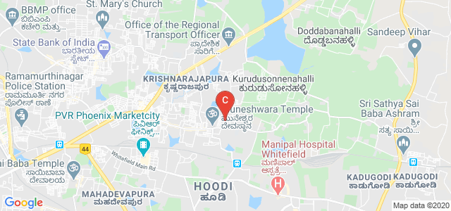 Krishnarajapuram, 17, 1st Cross St, Satyasaibaba Layout, Bengaluru, Karnataka, India