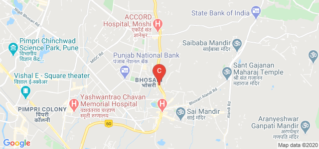 Bhosari, Pune - Nashik Hwy, Gurudatta Colony, Pimpri-Chinchwad, Maharashtra, India