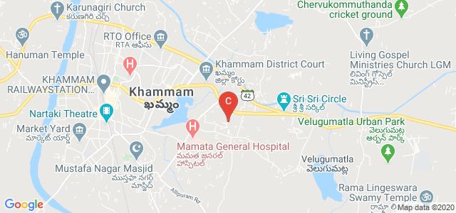 Mamata Medical College Road, Netaji Nagar, Raheem bagh, Khammam, Telangana, India