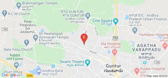 Jagarlamudi Chandramouli College Of Law, 2nd Cross Road, Navabharath Nagar, Guntur, Andhra Pradesh, India